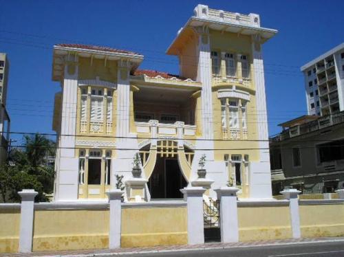 Casa de Thomaz Pompeu Sobrinho.